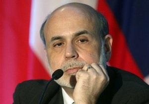 ФРС отказалась от новой финансовой помощи экономике США