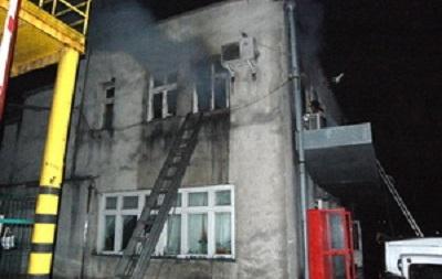 Ночью в Одессе горел хлебозавод
