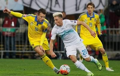 Полузащитник сборной Словении: Арбитр играл за Украину