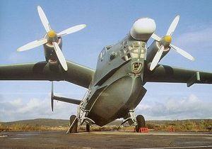 Единственная женщина-летчик ВМС Украины совершила первый самостоятельный полет на самолете Бе-12