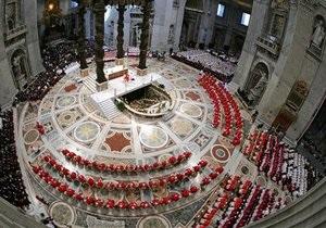 Конклав по избранию нового Папы Римского соберется в марте
