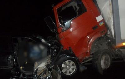 ДТП в Полтавской области: погибли два человека