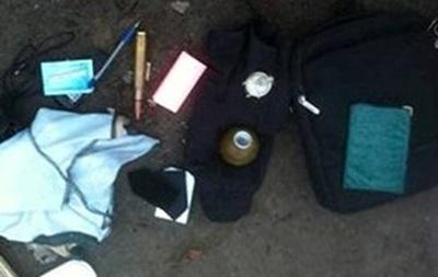 В автобусе Фастов-Киев задержан пассажир с гранатой