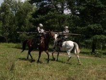 В Харькове состоится рыцарский турнир