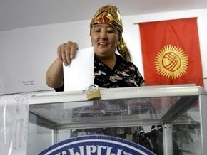 В Кыргызстане аннулировали результаты выборов президента по одному из участков