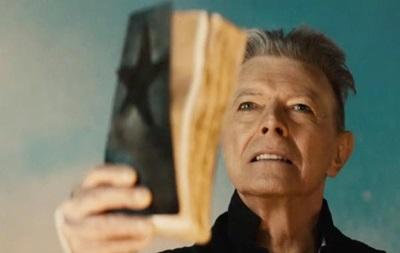 Дэвид Боуи презентовал клип на песню Blackstar