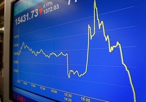 Обзор: украинские акции дешевеют на иностранных биржах