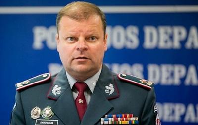 Глава МВД Литвы ушел из-за побега задержанного