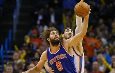 NBA: Мемфис сильнее Хьюстона, Нью-Йорк - Оклахомы, Сан-Антонио уступили Пэликанс
