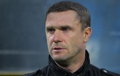 Ребров сравнялся с Блохиным по количеству матчей во главе Динамо