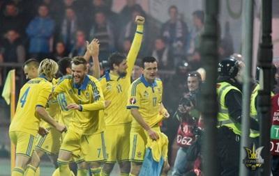 Украина может сыграть с Португалией в рамках подготовки к Евро-2016