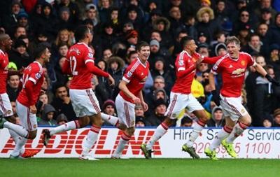 Манчестер Юнайтед вырывает победу в компенсированное время