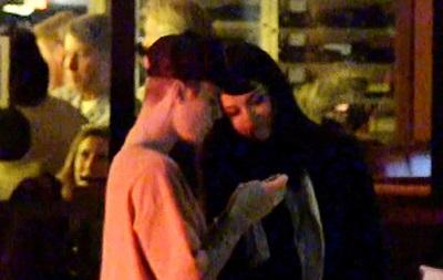 Бибера и Гомес заметили на свидании