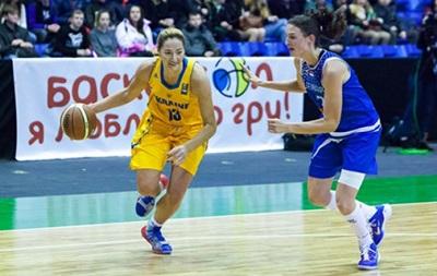 Женская сборная Украины разгромила Люксембург в отборе на Евробаскет-2017