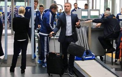 Динамо без Виды и Морозюка отправилось в Португалию