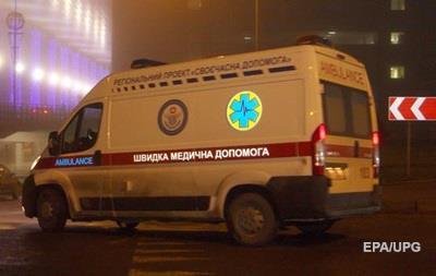 Во Львове двое подростков выпали с десятого этажа