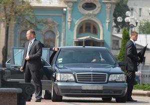 ЗН: Спонтанность украинских политиков доставляет массу неудобств их охране