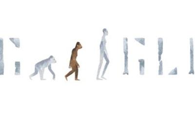 Google выпустил дудл в честь австралопитека Люси