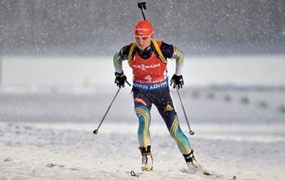 Вита Семеренко возобновила тренировки