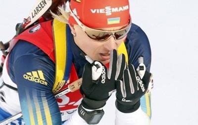 Украина огласила состав на первый этап Кубка мира по биатлону