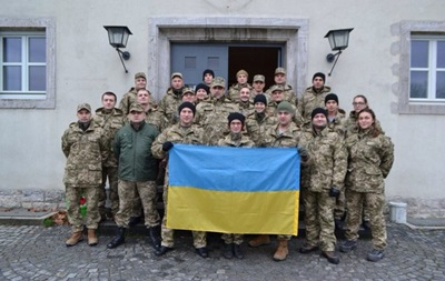 Бундесвер начал обучение украинских военных врачей