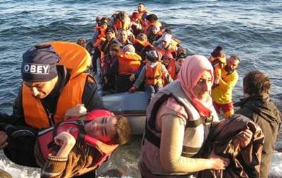 Поток беженцев в Грецию резко сократился