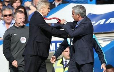 Моуринью пожелал Арсеналу вылета из Лиги чемпионов