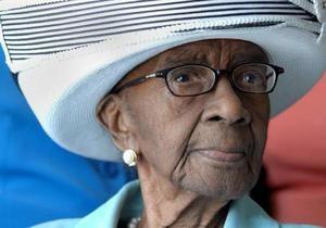 Умерла самая старая жительница США