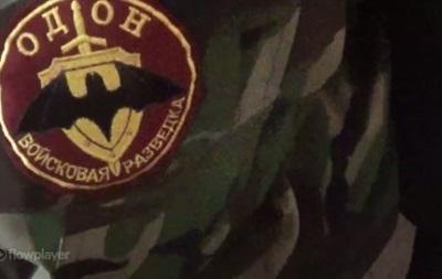 Появилось видео с задержанными военными РФ