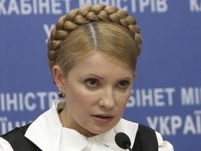 Тимошенко хочет ввести новую систему взыскания транспортного сбора