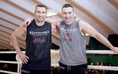 Виталий Кличко: Владимир лучше Фьюри и мы это увидим в бою