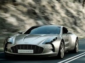 Покупатель первого Aston Martin One-77 предпочел остаться неизвестным