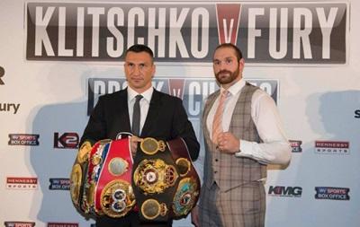 Кличко - Фьюри: Прогноз на бой боксерского мира