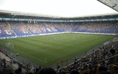 Днепр добился разрешения УЕФА сыграть с Русенборгом при зрителях