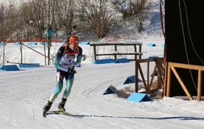 Украинские биатлонисты провалили спринт на Кубке IBU в Идре