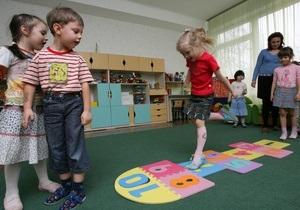 Власти Луцка намерены увеличить количество мест в детских садиках