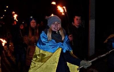 В Киеве готовится факельное шествие