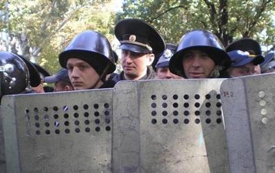 Десятки тысяч человек вышли на акцию протеста в Кишиневе