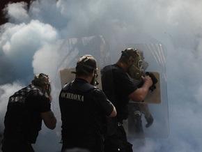 В центре Варшавы произошли столкновения полиции и торговцев: ранены 36 человек