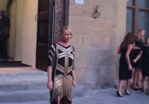 Джеймс Франко представил в Нью-Йорке фильм о Gucci