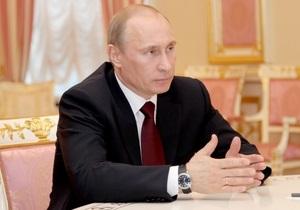 Рыбачук заявил, что визит Путина в Киев расчитан на россиян: Задача - стать президентом