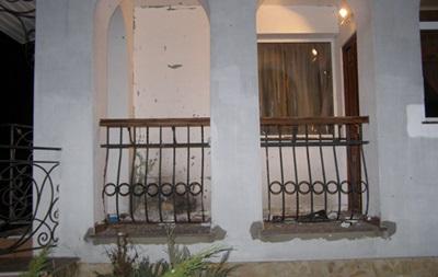 В Ровно бросили гранату во двор жилого дома