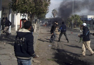 Беспорядки в Северной Африке докатились до Бенина