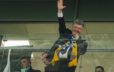Порошенко подписал закон о борьбе с договорными матчами