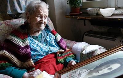 Самая старая жительница Европы отметила 116-летие