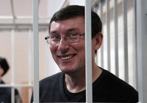 Луценко заявил, что ему комфортнее в тесной камере СИЗО, чем в просторной колонии
