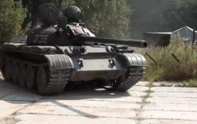 Россиянин с танком напугал жителей Латвии