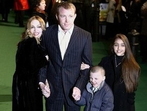 Гай Ричи может отсудить у Мадонны 90 миллионов долларов