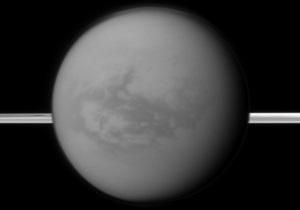 На спутнике Сатурна обнаружили метановую реку