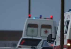 В Луганской области поезд столкнулся с грузовиком: погибла дежурная железнодорожного переезда